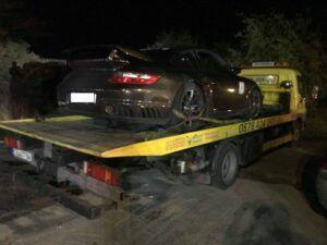 Porsche 911 cabriolet 2016 - Следващият автомобил, който повозихме