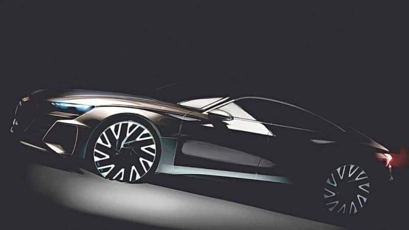 Audi E-tron GT - Пътна помощ