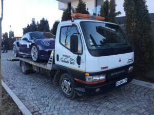 Пътна помощ - Порше 911 GT3 RS