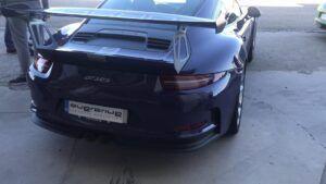 Porsche 911 GT3 RS Serres Greece