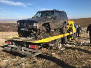 Пътна помощ софия - Jeep джип