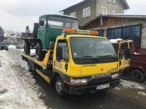 камион репатрак