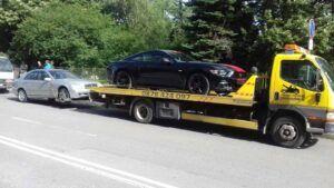 пътна помощ софия - mercedes - ford mustang
