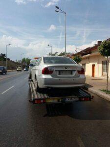 BMW за първа регистрация в КАТ - Пътна Помощ 24/7 RoadHelp.bg