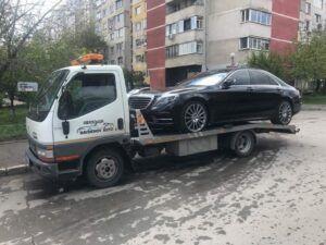 Превоз на луксозни и други автомобили за регистрация в КАТ - Пътна помощ София