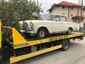 Mercedes W110 - да повозим ретро - Пътна Помощ 24/7 RoadHelp.bg