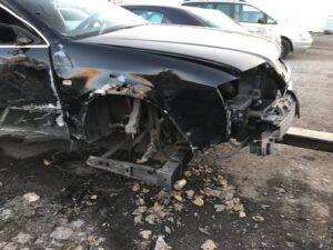 Audi A4 превоз на вилица - пътна помощ софия