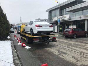 BMW 750d Xdrive - чисто ново превоз