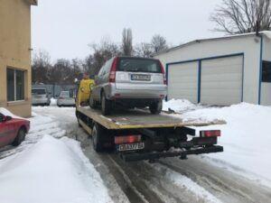 Honda джип - пътна помощ софия