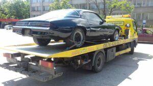 Pontiac firebird - repatrak