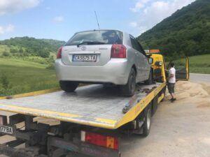 Toyota corolla - пътна помощ тойота