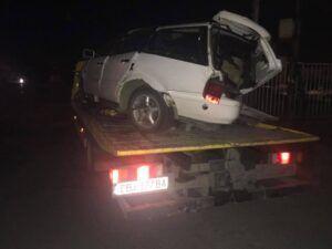 VW passat катастрофа - пътна помощ софия магистрала