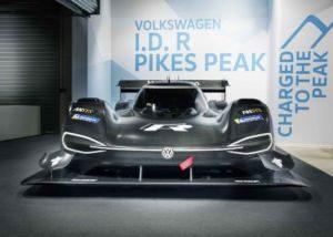 Volkswagen ID R Pikes Peak - Пътна помощ RoadHelp.bg