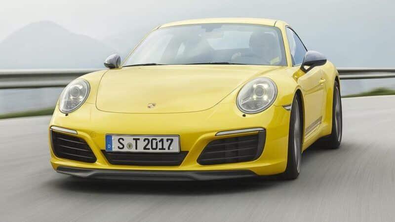 2018 Porsche 911 Carrera T - Пътна Помощ 24/7 - 0878 424 097