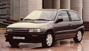 1987-1993 DAIHATSU Charade GTti
