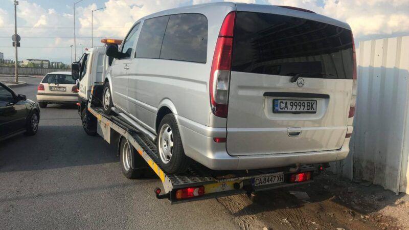 Помощ на закъсал бус - Пътна помош - RoadHelp.bg