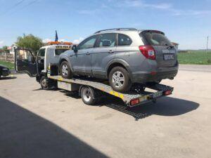 Превоз на джип Chevrolet - Пътна Помощ 24/7 RoadHelp.bg