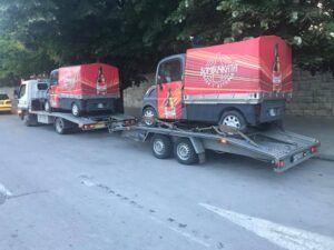Шуменско - Бомбичката парад.... - Блог на Репатрак - Пътна помощ Road