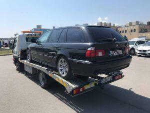 Репатриране на BMW - Пътна Помощ 24/7 RoadHelp.bg