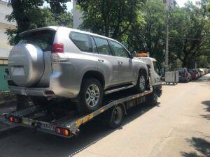 Превоз на джип Toyota prado v6 vx - Пътна Помощ 24/7 RoadHelp.bg