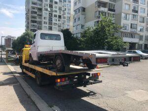 Пътна помощ - пореден чисто нов репатрак за колега - RoadHelp.bg