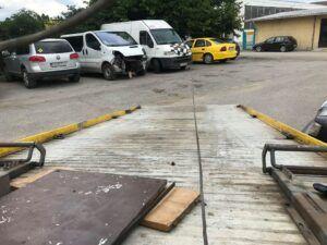 Репатрак - Подготовка за скачване с буса :D - Пътна Помощ 24/7 RoadHelp.bg
