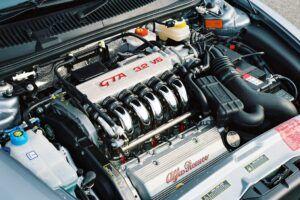 Alfa Romeo 'Busso' V6 - Блог на Пътна помощ - Репатрак