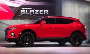 Chevrolet Blazer възкръсва! - Репатрак 24/7 RoadHelp.bg