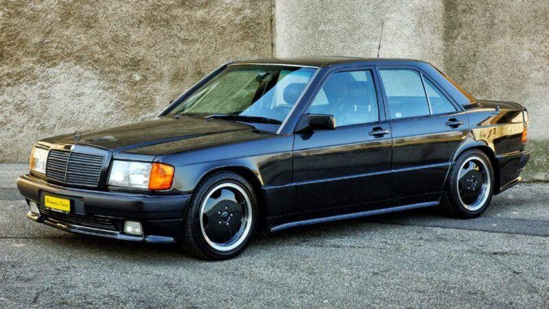 Mercedes-Benz 190E 3,2 AMG - Пътна помощ Блог
