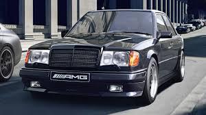 Mercedes-Benz 300E AMG Hammer - Пътна помощ Блог