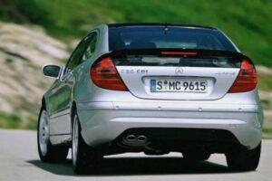 Mercedes-Benz C30 CDI AMG - Пътна помощ Блог