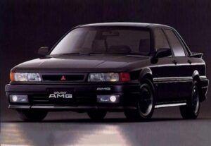 Mitsubishi Galant AMG - Пътна помощ Блог