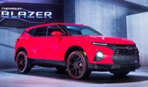 Chevrolet Blazer възкръсва! - Пътна Помощ 24/7 RoadHelp.bg