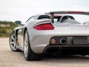 Porsche Carera GT Обикновенни коли с необикновенни двигатели на F1 - Пътна помощ Репатрак Сф