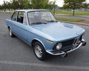 BMW 1502 - Обикновенни коли с необикновенни двигатели на F1 - Пътна помощ Репатрак Сф