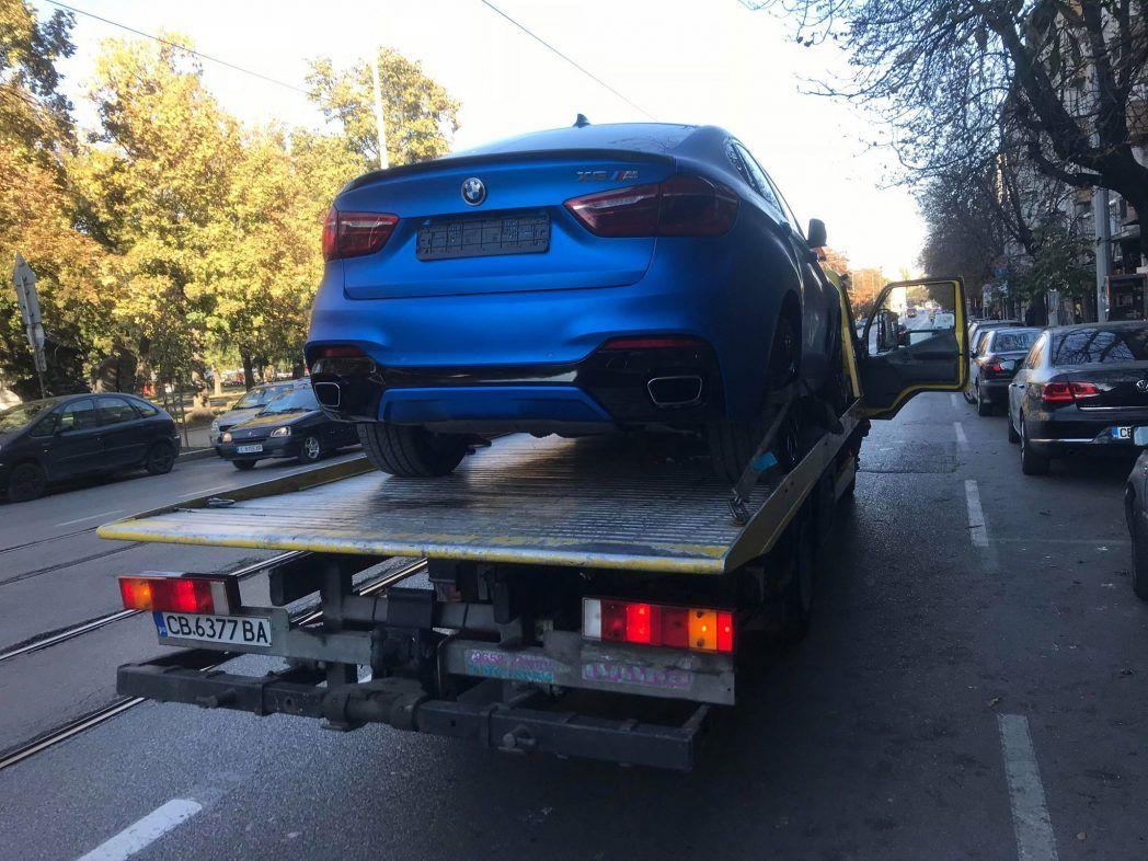 нес возихме 2018 BMW X6 xDrive 50i M Sport - Пътна помощ,