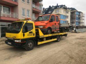 Репатриране на камион - Пътна помощ София