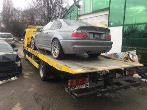 Пътна помощ софия BMW превоз