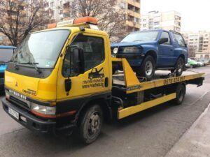 Opel Frontera джип репатрак софия
