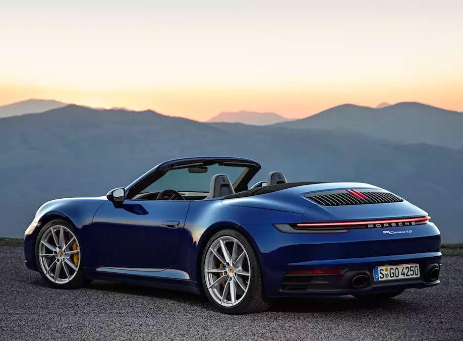 Porsche с нови 911 Carrera S и Cabriolet - Пътна помощ София Блог