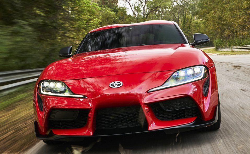 Toyota Supra 2020 пътна помощ софия