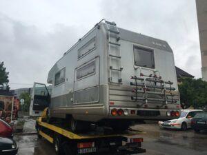 Пътна помощ 24/7 - рептрак - towing bulgaria