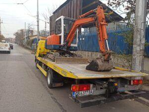 пътна помощ за строителна техника