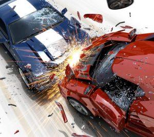 катастрофа на автомобили
